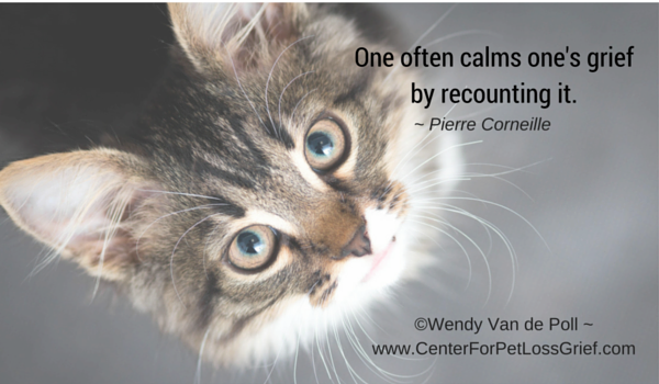 Pet Loss Quotes | Center for Pet Loss Grief