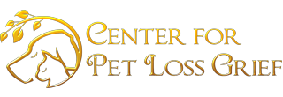 Center for Pet Loss Grief Sticky Logo